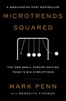 Microtrends Squared: The New Small Forces Driving Today's Big Disruptions - Mark Penn