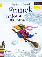 Franek i miotła motorowa - Agnieszka Frączek