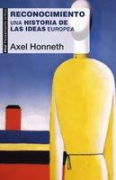Reconocimiento - Axel Honneth