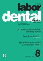Labor Dental Técnica Vol.22 Noviembre 2019 nº8 - Varios Autores