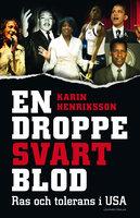 En droppe svart blod - Karin Henriksson