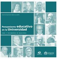 Pensamiento educativo en la universidad - Fabiola Cabra-Torres