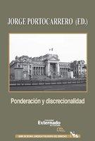 Ponderación y discrecionalidad - Jorge Portocarrero
