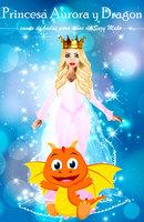 Princesa Aurora y Dragón - Suzy Makó