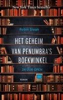 Het geheim van Penumbra's boekwinkel - Robin Sloan