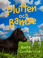 Plutten och Bamse - Anita Gustavsson
