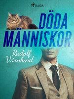 Döda människor - Rudolf Värnlund