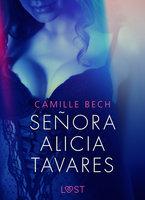 Señora Alicia Tavares - opowiadanie erotyczne - Camille Bech
