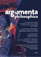 Argumenta philosophica 2018/2 - A.A.V.V.