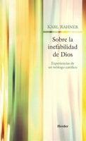 Sobre la inefabilidad de Dios - Karl Rahner
