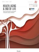 Health, Aging & End of Life. Vol. 1 - Varios Autores