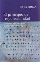 El principio de responsabilidad - Hans Jonas