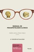 Manual de psicopatología clínica. 2ª ed. - Adolfo Jarne