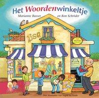 Het woordenwinkeltje - Marianne Busser, Ron Schröder