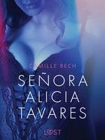 Señora Alicia Tavares - Erotic Short Story - Camille Bech