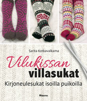 Vilukissan villasukat - Sarita Kotkavalkama