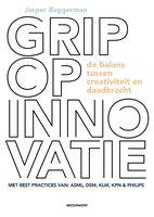 Grip op innovatie - Jasper Baggerman