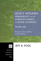 God's Wounds: Hermeneutic of the Christian Symbol of Divine Suffering, Volume One - Jeff B. Pool