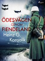 Ödesvägen genom fiendeland - Heinz G. Konsalik