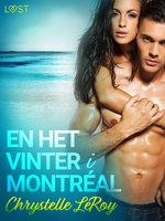 En het vinter i Montréal - erotisk novell - Chrystelle Leroy
