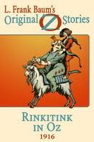 Rinkitink in Oz - L Frank Baum