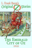 The Emerald City of Oz - L Frank Baum
