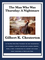 The Man Who Was Thursday - Gilbert K. Chesterton