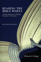 Reading the Bible Wisely - Richard S. Briggs