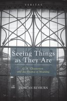 Seeing Things as They Are - Duncan B. Reyburn