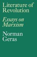 Literature of Revolution - Norman Geras