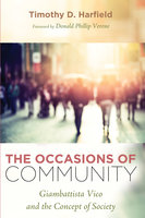 The Occasions of Community - Timothy D. Harfield