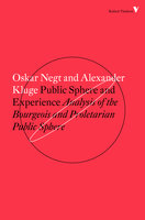 Public Sphere and Experience - Alexander Kluge