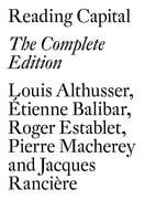 Reading Capital - Louis Althusser