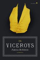 The Viceroys - Federico de Roberto