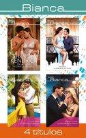 E-Pack Bianca noviembre 2019 - Varias Autoras