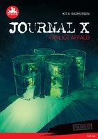 Journal X, Farligt affald, Rød Læseklub - Kit A. Rasmussen
