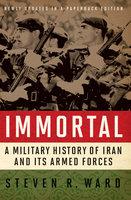 Immortal - Steven R. Ward