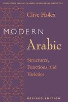 Modern Arabic - Clive Holes
