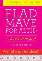 Flad mave for altid - Birgitte Nymann