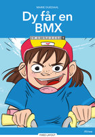 Dy får en BMX, Læs lydret - Marie Duedahl