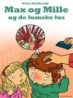 Max og Mille og de lumske lus - Peter Gotthardt