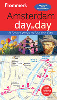 Frommer's Amsterdam Day by Day - Sacha Heselstine