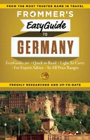 Frommer's EasyGuide to Germany - Stephen Brewer, Donald Olson