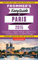 Frommer's EasyGuide to Paris 2015 - Margie Rynn