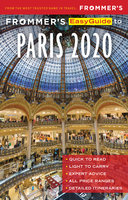 Frommer's EasyGuide to Paris 2020 - Anna E. Brooke