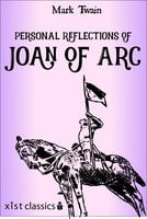 Personal Reflections of Joan of Arc - Mark Twain