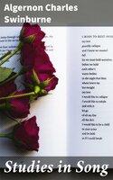 Studies in Song - Algernon Charles Swinburne