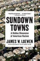 Sundown Towns - James W. Loewen