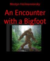 An Encounter with a Bigfoot - Mostyn Heilmannovsky