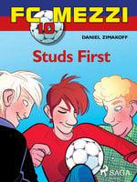 FC Mezzi 10: Studs First - Daniel Zimakoff